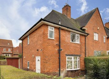 3 bed semi-detached house for sale in Alderton Road, Sherwood, Nottinghamshire NG5