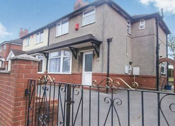 Thumbnail 3 bed semi-detached house to rent in Harper Avenue, Newcastle-Under-Lyme