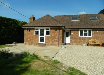 Thumbnail 2 bed bungalow to rent in Church End, Sherfield On Loddon