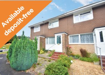 Thumbnail 2 bed terraced house to rent in Ticonderoga Gardens, Southampton