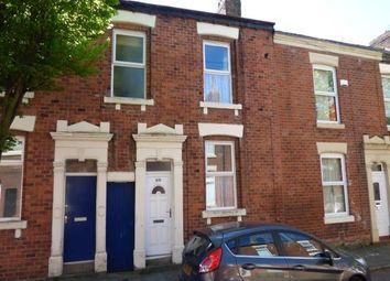 Thumbnail 2 bedroom terraced house for sale in Jemmett Street, Preston, Lancashire