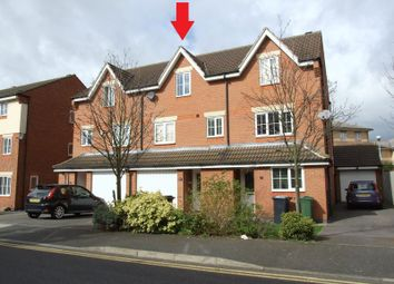 Thumbnail 4 bed town house for sale in Adam Dale, Loughborough
