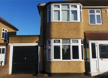 Thumbnail 3 bed terraced house to rent in Southbury Avenue, Enfield