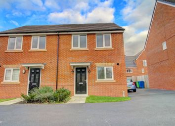 Thumbnail 2 bed semi-detached house for sale in Whinlatter Close, Middleton, Manchester