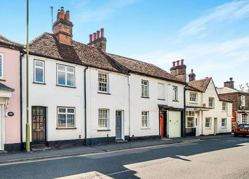Thumbnail 2 bed terraced house for sale in High Street, Abbots Langley