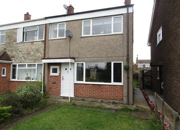 Thumbnail 3 bed end terrace house for sale in Condor Walk, Hornchurch