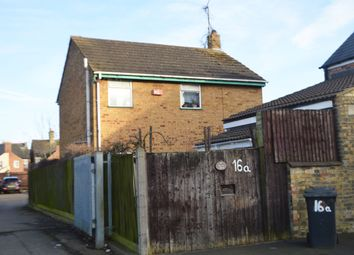 Thumbnail 3 bedroom detached house for sale in Morris Street, Peterborough