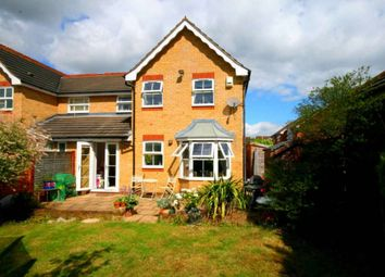 Thumbnail 3 bedroom semi-detached house for sale in Long Grove, Harold Wood, Romford