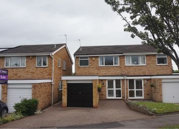 Thumbnail 3 bed semi-detached house for sale in Priory Road, Solihull