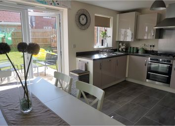 Thumbnail 4 bed semi-detached house for sale in Arable Drive, Dover