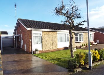 Thumbnail 2 bed semi-detached bungalow for sale in Windsor Road, Carlton In Lindrick, Worksop