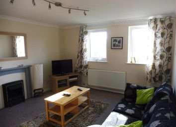 Thumbnail 2 bed flat to rent in Clarence Court, Stonehouse, Plymouth