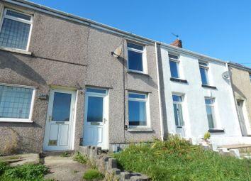 Thumbnail 3 bedroom terraced house for sale in Llangyfelach Road, Treboeth, Swansea