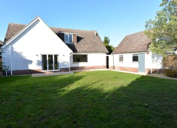 Thumbnail 4 bed detached house for sale in Farm Lane South, Barton On Sea, New Milton