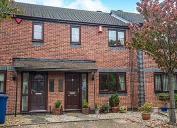 Thumbnail 3 bed terraced house for sale in The Firs, Gosforth, Newcastle Upon Tyne