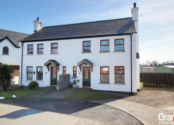 Thumbnail 3 bed semi-detached house for sale in Drumfad Cove, Millisle