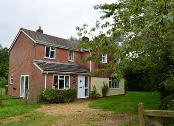 Thumbnail 4 bed detached house to rent in Woodsend, Aldbourne