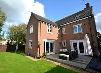 Thumbnail 5 bed detached house for sale in Inniskilling Close, Moulton, Northampton