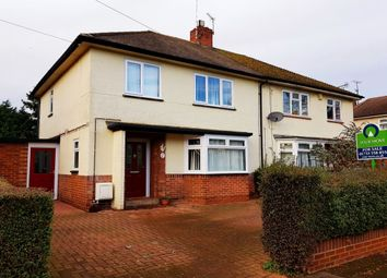 Thumbnail 3 bedroom semi-detached house for sale in Cerris Road, Dogsthorpe, Peterborough
