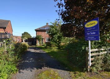 Thumbnail 3 bed semi-detached house for sale in The Chestnuts, Hinstock, Market Drayton