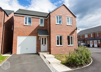 Thumbnail 4 bedroom detached house for sale in Sky Lark Close, Lostock, Bolton