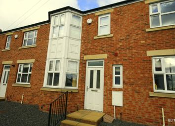 Thumbnail 3 bedroom terraced house to rent in Front Street, Witton Gilbert, Durham