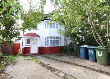 Thumbnail 5 bed semi-detached house to rent in Whitchurch Lane, Canons Park, Edgware