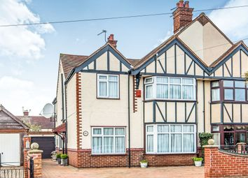 Thumbnail 4 bedroom semi-detached house for sale in Collingwood Road, Great Yarmouth
