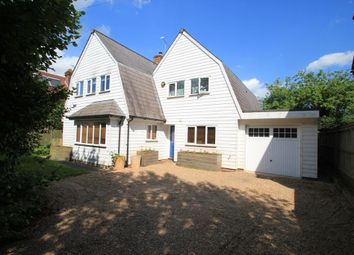 Thumbnail 4 bed detached house for sale in Angley Road, Cranbrook, Kent