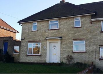 Thumbnail 2 bed end terrace house to rent in Denton Drive, Brighton