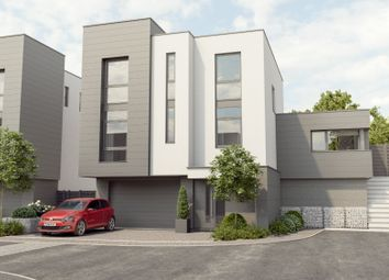 Thumbnail 5 bed detached house for sale in Eggbuckland Road, Hartley, Plymouth