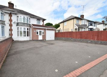 Thumbnail 4 bed semi-detached house for sale in Stanley Drive, Humberstone, Leicester