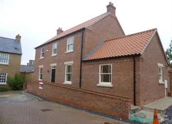Thumbnail 4 bed detached house to rent in Tiggers Orchard, Wragby, Market Rasen, Lincolnshire