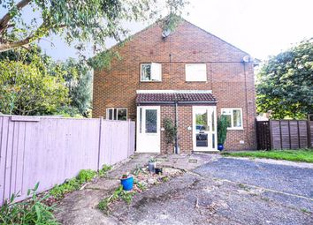 Thumbnail 1 bedroom end terrace house for sale in Mistley Close, Bexhill-On-Sea, East Sussex