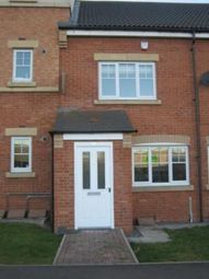 Thumbnail 3 bed terraced house to rent in Foster Drive, St James Village, Gateshead, Tyne & Wear