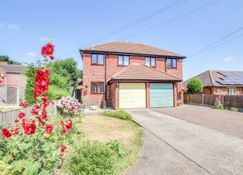 Thumbnail 2 bed semi-detached house for sale in Bradbrook Cottages, Armoury Road, West Bergholt, Colchester