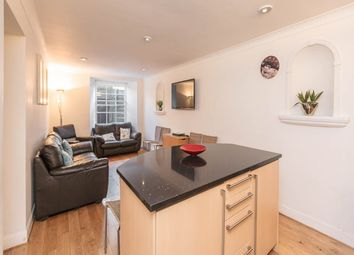 Thumbnail 4 bed flat to rent in Albany Street, New Town, Edinburgh