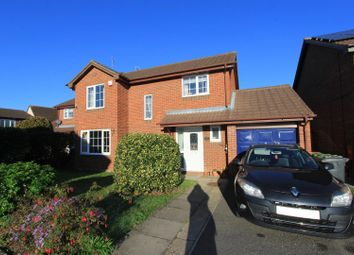 Thumbnail 4 bed detached house for sale in Barbers Hill, Werrington, Peterborough