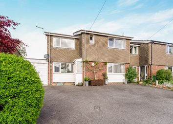 Thumbnail 4 bed end terrace house for sale in Partridge Down, Oliver's Battery, Winchester