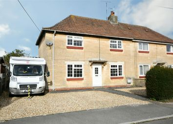 Thumbnail 3 bed semi-detached house for sale in North End, Calne