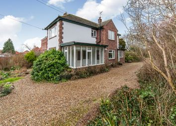 Thumbnail 3 bed detached house for sale in Harvey Street, Watton, Thetford