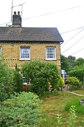 Thumbnail 3 bed end terrace house for sale in Upper Dean, Huntingdon, Bedfordshire