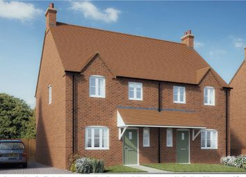 Thumbnail 3 bed semi-detached house for sale in Plot 4, Southam Road, Kineton Mews