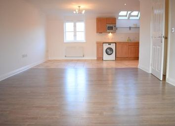 Thumbnail 3 bed flat to rent in Woodall Close, Milton Keynes