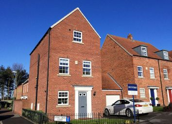 Thumbnail 3 bed link-detached house for sale in 31 Prospect Avenue, Easingwold, York