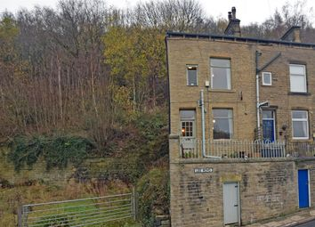 Thumbnail 3 bed end terrace house to rent in Heptonstall Road, Hebden Bridge