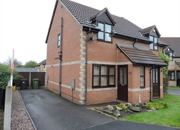 Thumbnail 2 bed semi-detached house to rent in 15 Cedar Grove, Belper, Derbyshire