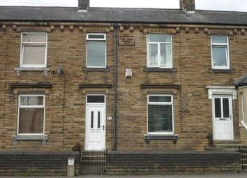 Thumbnail 2 bed terraced house to rent in Owl Lane, Shaw Cross, Dewsbury
