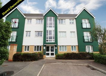 Thumbnail 2 bed flat for sale in Hera Close, Southend-On-Sea
