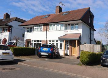 Borkwood Way, Farnborough, Orpington BR6. 4 bed semi-detached house for sale